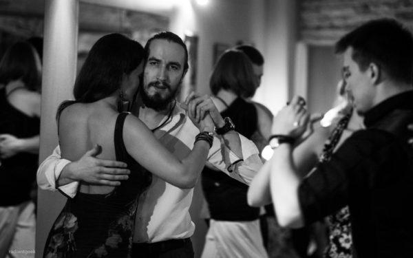 Милонга в «Мастерской танго»